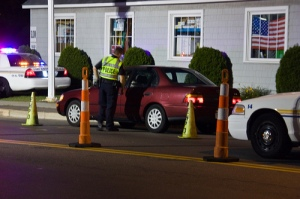 DUI Checkpoint - versageek/Flickr