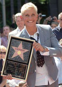 Ellen DeGeneres - Credit: Wikipedia