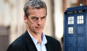 Peter Capaldi - Photo Courtesy BBC