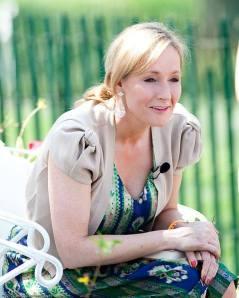 J.K. Rowling - Daniel Ogren/Flickr